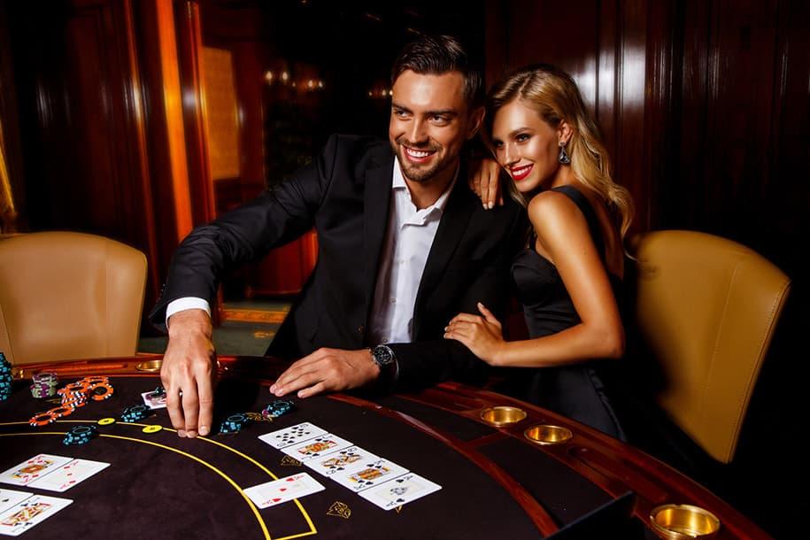 в у играть казино покер как